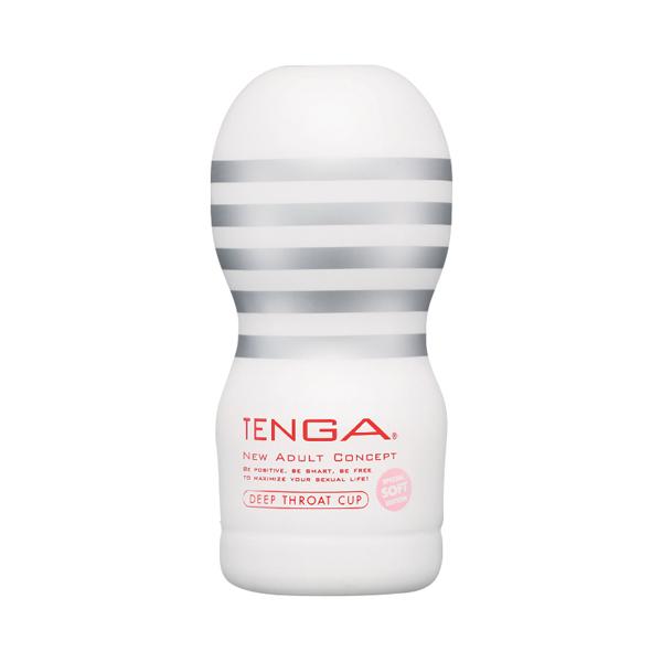 Tenga - Deep Throat Soft Edition