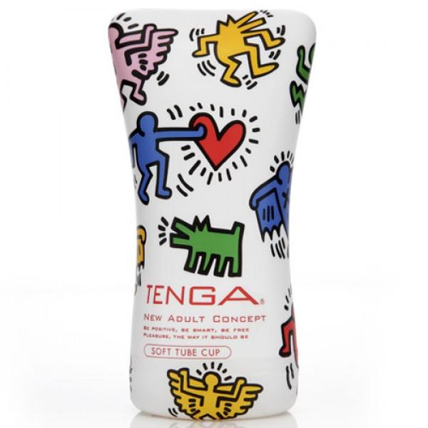 Tenga Keith Haring - Soft Tube Cup