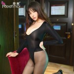 Free Size Hot & Sexy Lingerie / Teddy 8862 (NOT include Stocking)