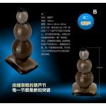 Leten - 4 Styles Backyard Plug, Anal Beads ( Soft Silicon)