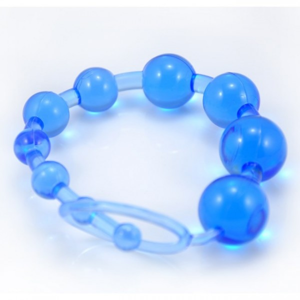 Jelly Soft Anal Beads