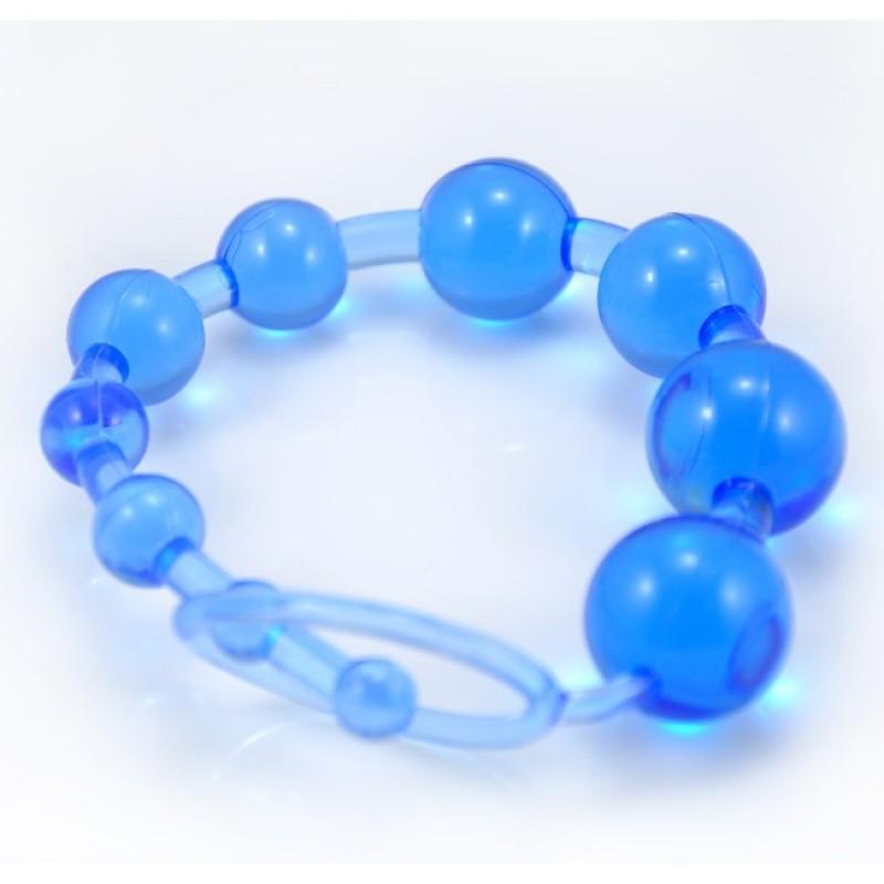 Soft anal beads-6640
