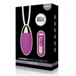 Leten - Lighting Remote Egg Vibrator
