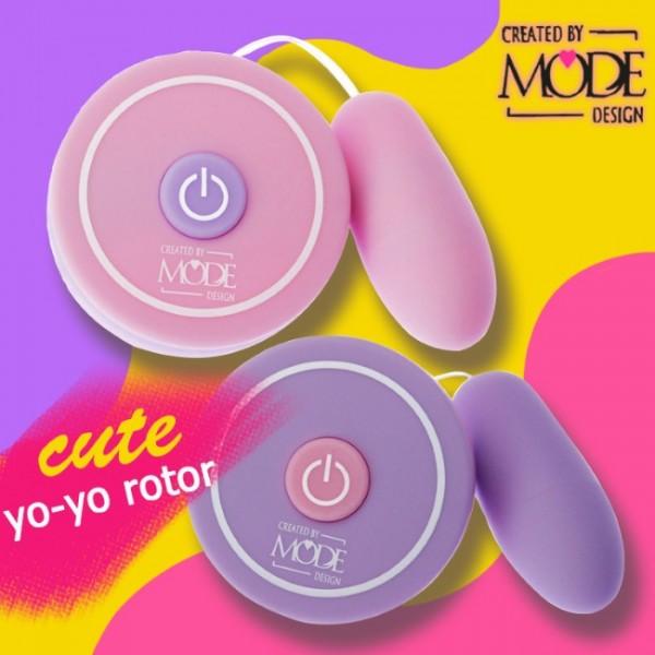 Mode Design - Yo Yo Rotor Waterproff vibration egg