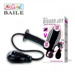 Baile - Bigger Joy, Inflatable Vibrating Dildo