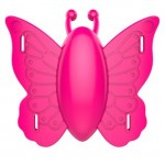 DIBE - GOX-9 Double Vibrating Butterfly Starp-on Dildo ( 2rd Genration )