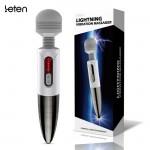 Leten - Lightning Vibration Massager ( USB Rechargeable)
