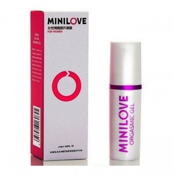 MiniLove Orgasmic Gel For Women