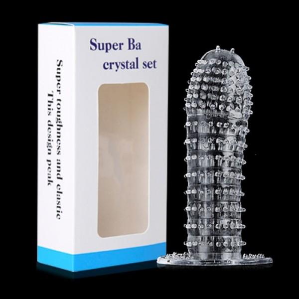 Spike Set Crystal Delay Cover - Super Ba Crystal Set