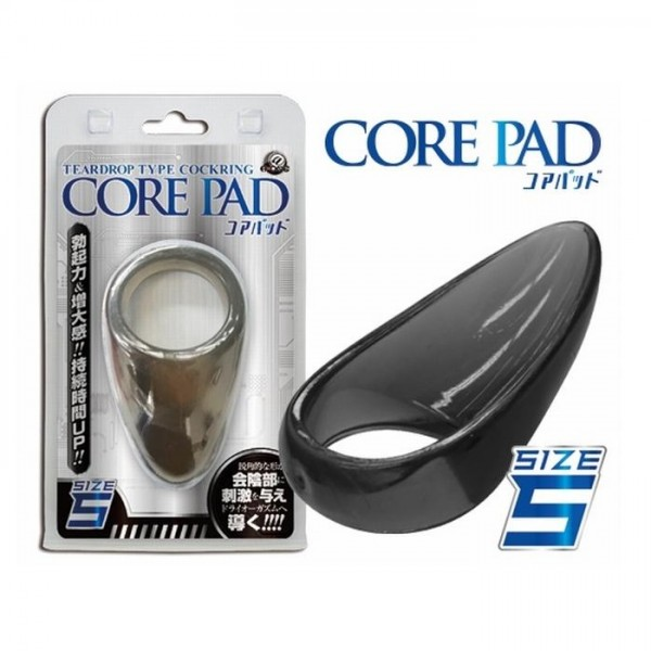A-ONE - Core Pad Cock Ring(Size S)