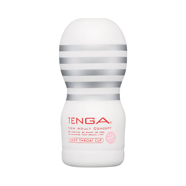 TENGA Deep throat soft edition