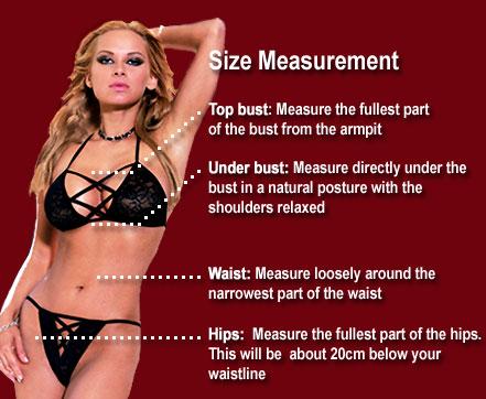 Modal show size