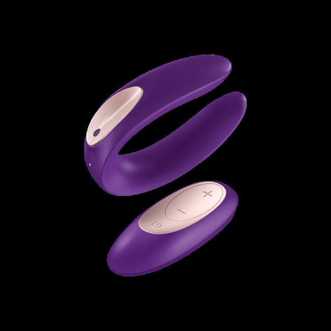 Double plus vibrator