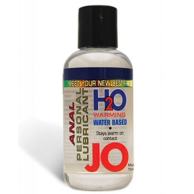 System jo -h20 warming lubricant