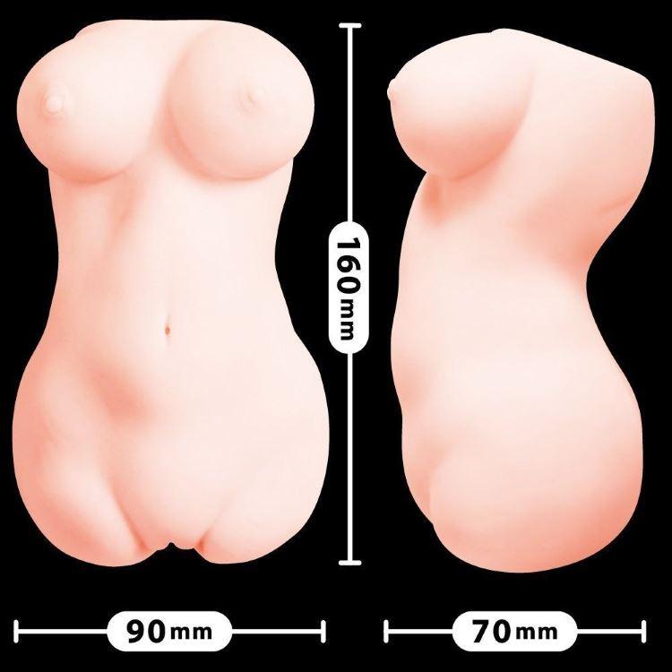 onahole size